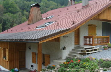 Bed and Breakfast - Chalet L'outo