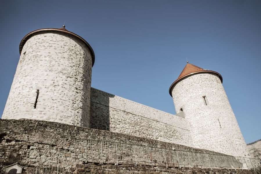 Castle of Faucigny ' Sires